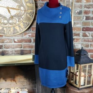 Style & Co Sweaterdress NWT Size L